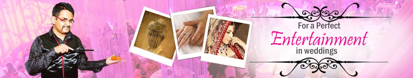Checklist for Hiring a Wedding Magician