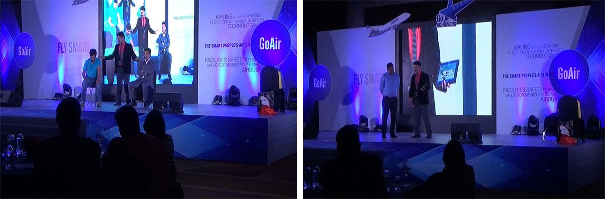 Go Air Achievers Award Ceremony